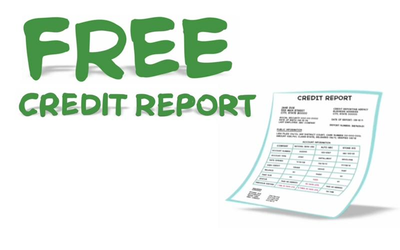 Free Credit Report, Free Credit report blog, how to get a free credit report, how to obtain a free credit report
