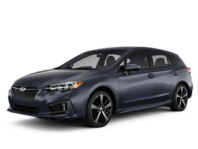 2017 5 Door Subaru Impreza Hatchback