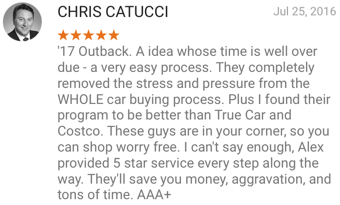 Cattuci review 2