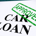 Approved Car Loan, Stamped Approved Car Loan